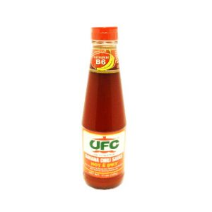 UFC Banana Ketchup Hot & Spicy 550g