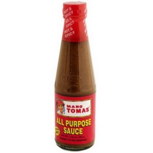 Mang Tomas All Purpose Sauce ( Hot & Spicy) 3