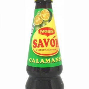 Maggi Savor Calamansi Liquid Seasoning 130ml