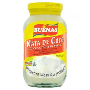 Buenas Nata De Coco White