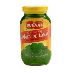 Buenas Nata De Coco Green