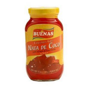 Buenas Nata De Coco Red