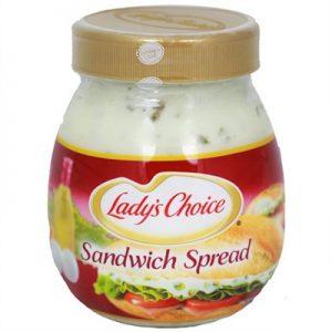 Lady's Choice Sandwich S...