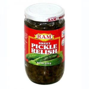 RAM Sweet Pickle Relish 270g