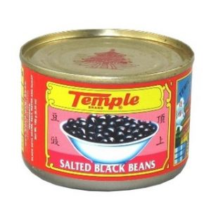 Temple Salted Black Beans