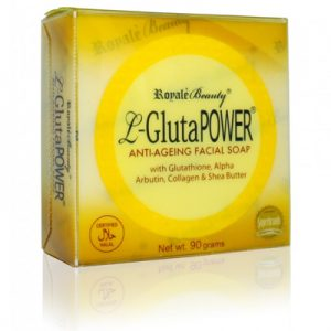 Royale Glutapower Anti-Ageing Facial Soap