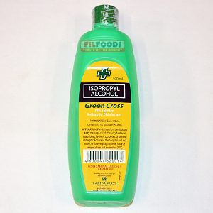Green Cross Rubbing Alcohol (4...