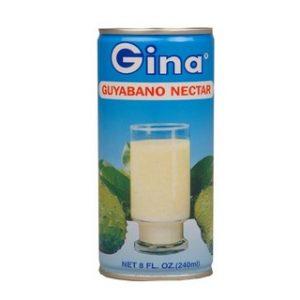 Gina Juice Guyabano 240ml