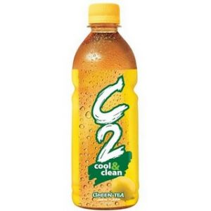C2 Green Tea Lemon 500ml