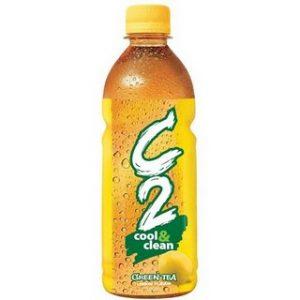 C2 Green Tea Lemon 500ml