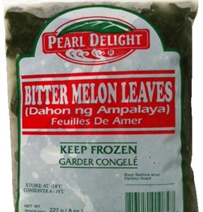 Pearl Delight Bittermelon Leaves (Dahon ng Ampalaya)