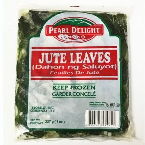 Pearl Delight Jute Leaves (Dahong ng Saluyot)