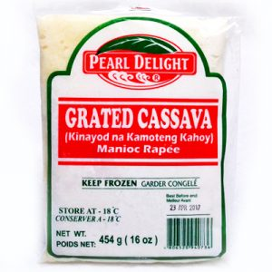 Pearl Delight Grated Cassava