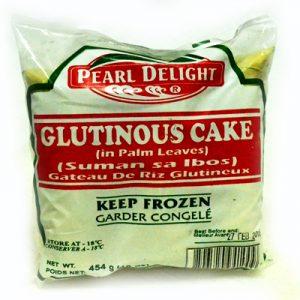 Pearl Delight Glutinous Rice Cake (Suman Sa Ibos)