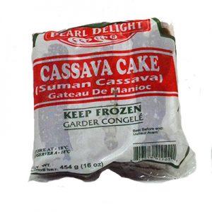 Pearl Delight Cassava Cake (Suman Cassava)