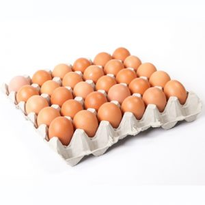 30 x Large British Eggs