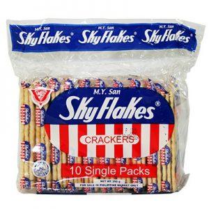Skyflakes Crackers – 10 Single Packs