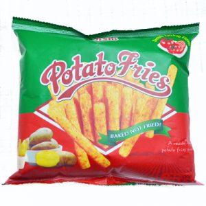 Oishi Potato Fries Ketchup