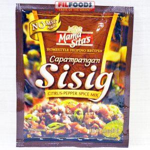 Mama Sita's Capampangan Sisig Mix