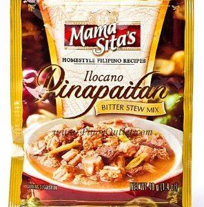Mama Sita's Ilocano Pinapaitan Bitter Stew M