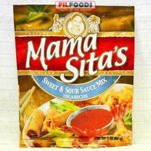 Mama Sita's Sweet & Sour (Escabeche) Mi