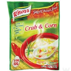 Knorr Crab & Corn Soup