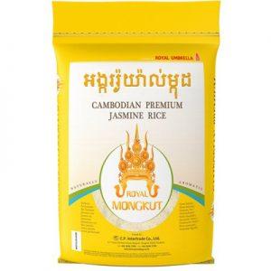 Royal Umbrella Mongkut Premium Jasmine Rice 10Kg