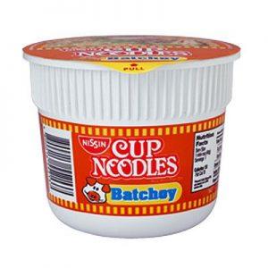 Nissin Cup Noodles Mini Batcho...