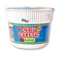 Nissin PH Cup Noodles Mini Seafood 40g