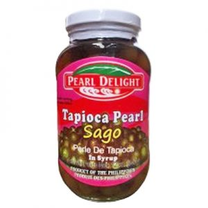 Pearl Delight Tapioca Pearl in Syrup