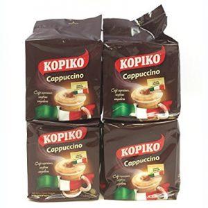 Kopiko Cappuccino Coffee 10 x 25g