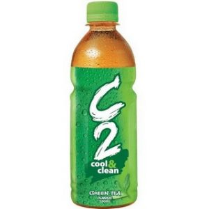 C2 Green Tea Regular 500ml