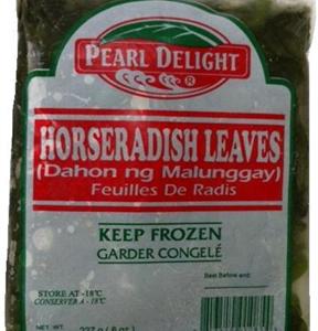 Pearl Delight  Horseradish Leaves (Dahon ng Malung