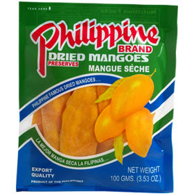 Philippine Brand Dried Mango