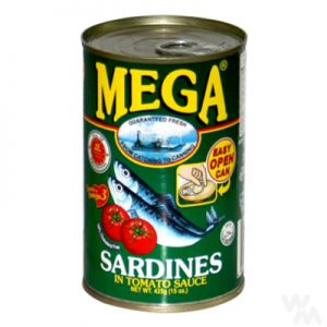 Mega Sardines In Tomato Sauce