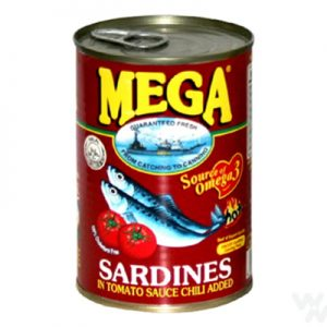 Mega Sardines In Tomato Chili ...