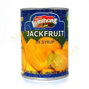 Lamthong Ripe Jackfruit In Syrup