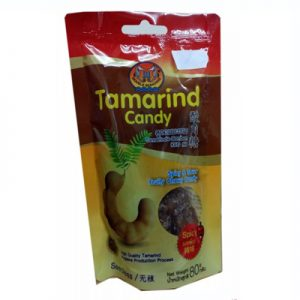 Seahorse Tamarind Candy Balls – Spicy