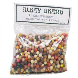 Albay Coloured Tapioca Pearl (...
