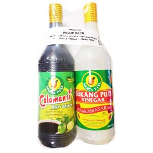 Marca Pina Value Pack (Calamansi Soy Sauce &