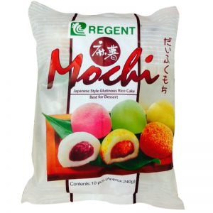 Regent Mochi Assorted Flavored 240g