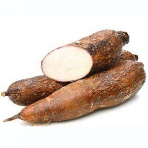 Fresh Kamoteng Kahoy (Whole Cassava) – £2.9