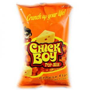 Chick Boy Cheese (Orange)
