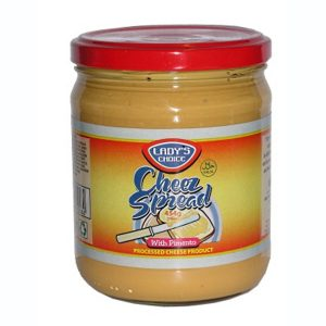 Lady's Choice Cheez Spread with Pimento