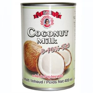 Suree Thai Premium Coconut Milk 400ml