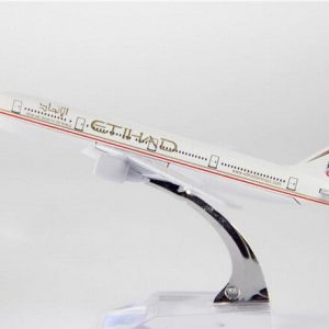 Etihad Airways Boeing 777 Diecast Model 16cm