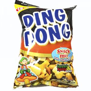 Ding Dong Snack Mix Sweet & Spicy (Black)