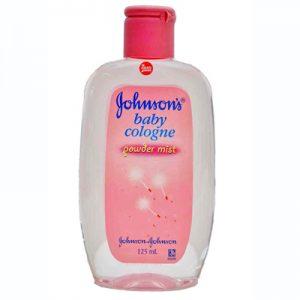 Johnson's Baby Cologne Powder Mist