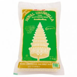 Royal Umbrella Thai Glutinous Rice (Repacked) 1Kg