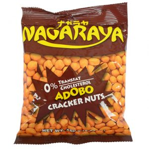 Nagaraya Cracker Nuts – Abobo 160g